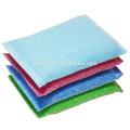 China Yiwu factory Wholesales super kitchen bath mesh sponge scourer