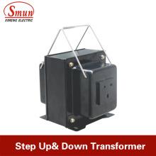 2000W 220VAC a 110VAC Transformador del voltaje del paso abajo