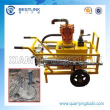 China Elektrischer gefahrener hydraulischer Beton-und Felsen-Teiler