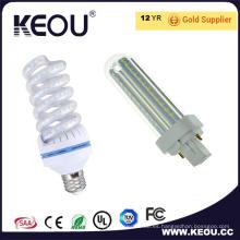 PF> 0.9 Caliente la luz blanca del bulbo del maíz del LED 2u / 3u / 4u, 5W / 12W / 20W / 30W