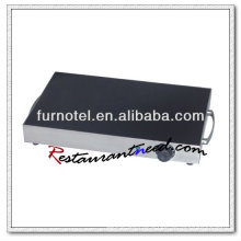 K159 Stainless Steel Electric Keep Food Warm Tray