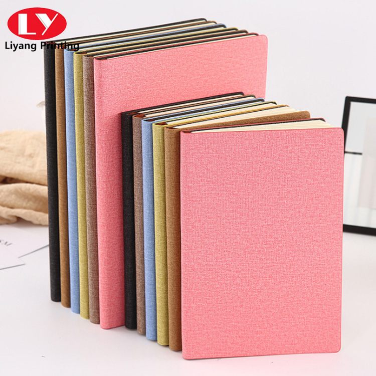 multi-size diary notebook