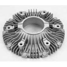Завод большой запас алюминиевый теплоотвод