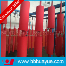 Supply Steel Rubber Conveyor Idler