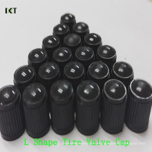 """Válvulas de neumáticos para coche Cap PP Plástico Universal Rueda de coche Forma """"L"""" Tapa de plástico Kxt-L08"""