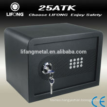 Small size electronic cheap safe deposit box