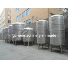 Practical Asme Stainless Steel Water Fuel Storage Tank