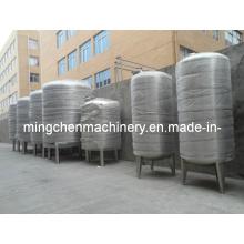 Практичный резервуар для хранения воды из нержавеющей стали Asme