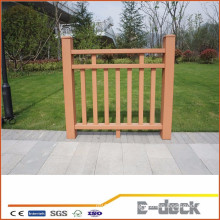 Durable High quality Wpc wood plastic composite outdoor portable decking