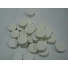Tableta de Hipoclorito de Calcio 70% por Proceso de Sodio