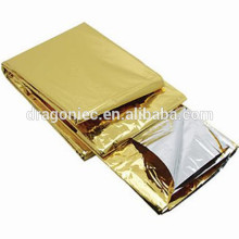 Wholesale thermal aluminum rescue emergency blankets