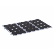 100KW Uso en el hogar Garantía del producto Soporte ajustable solar