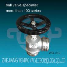 Wb-212 Wenbao Nouveau produit Vanne anti-incendie en acier inoxydable Hvqrtrg Dn65 Ss304