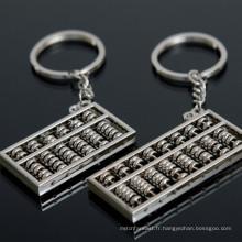 Porte-clés personnalisé personnalisé en gros