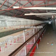 Клетка цыпленка-бройлера(ISO9001) для птицефабрики