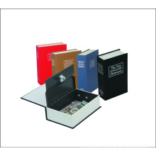 Customized Cover  Metal Dictionary Box Hidden Book Safes in Large Size