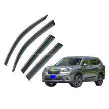 Window Vent Visors For Subaru Forester 2021