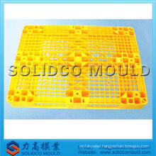 Used plastic pallet mould