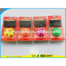 Hot Selling Various Designs Kid's Toy Wrist Rubber Bounce Ball