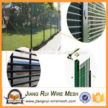 358 проволочная ограда, 358 сварочная проволока, ограждение из проволочной сетки