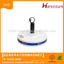 Gerador de ímã permanente de fluxo Axial Coreless produtos quentes