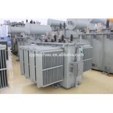 ZS série 6500kva 50 Hz transformateur de puissance redresseur Chine fabricant