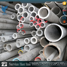 SUS 321 stainless steel pipe price per ton