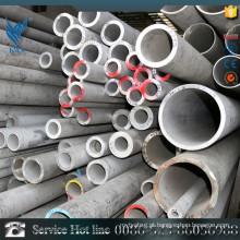 AISI TP 304L tubo de aço inoxidável soldado / tubo para aparelhos domésticos