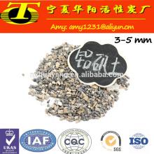 Preço competitivo da bauxita calcinada usada para materiais refratários