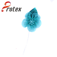 2015 Popular Wedding Jade Color Favor Artificial Flowers