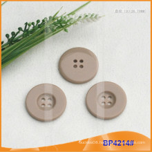 Polyester button/Plastic button/Resin Shirt button for Coat BP4214
