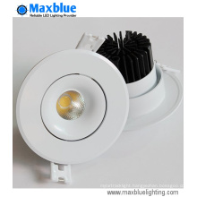 6W 9W Tiltable CREE LED COB Recessed Ceiling Light