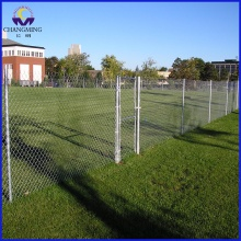 Galvanized Sports Court Chain Link Anggar