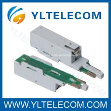 LSA Type Single Pair Lighting Protector For Krone Module