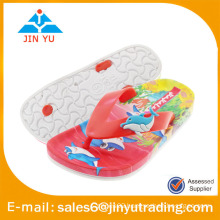 Kid outdoor slippers with dolphin