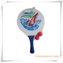 Set de regalo promocional para raqueta Beachball (OS05003)