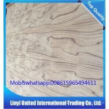 Tablero de madera contrachapada de teca