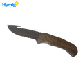 Ridge Free Gravur Gut Hook Huting Messer