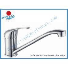 Sanitärkeramik Messing Küchenspüle Wasserhahn (ZR20505)