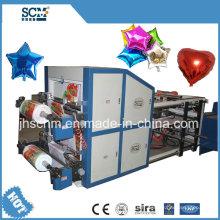 Scm-600 Machines de moulage par compression de chauffage de ballon entièrement automatique