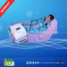 Hotsale 3in1 Body adelgazando el drenaje linfático infrarrojo Pressotherapy Equipment