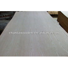 1220x2440x18mm madeira de contraplacado de carvalho vermelho