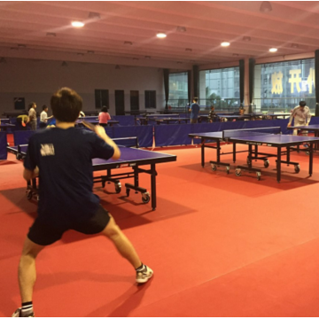 ITTF approved table tennis sports flooring