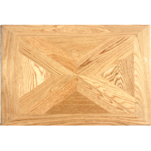 Natural Oiled Oak Engineered Wooden Parquet / Hardwood Flooring