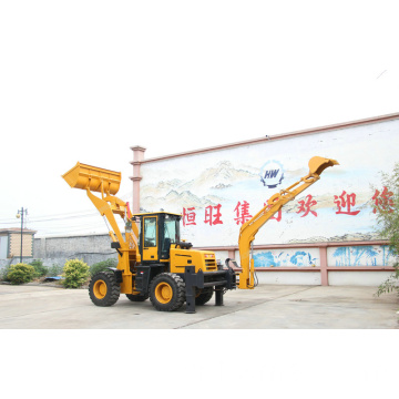 Backhoe Loader 4X4