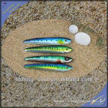 MJL010 Atacado Chumbo Isca De Pesca Jigging Lure