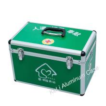 Aluminum Medical Case/First Aid Case (TOOL-012)