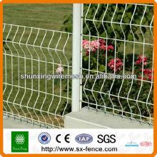 garden metal wire fence