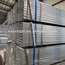 ERW carbon rectangular steel tube