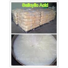 Mejor fábrica de ácido salicílico CAS 69-72-7